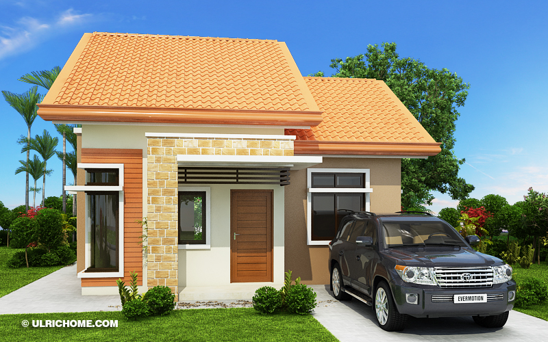 small contemporary house design