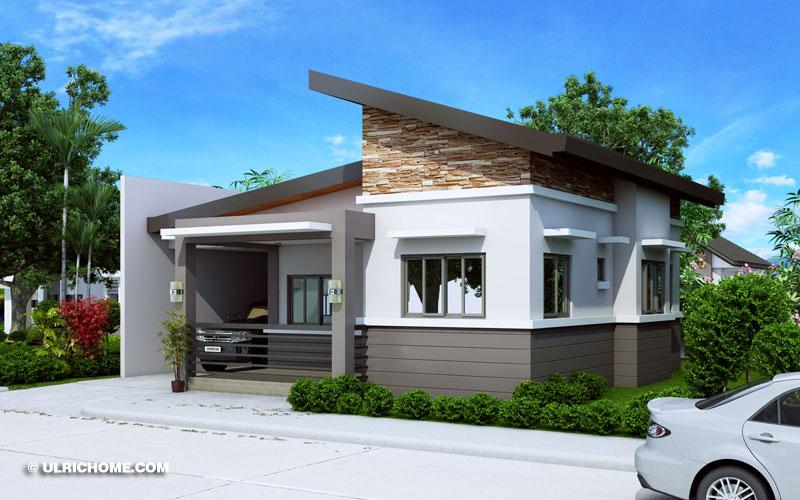 Small House Design; SHD 2014012 DESIGN9_View03 ...