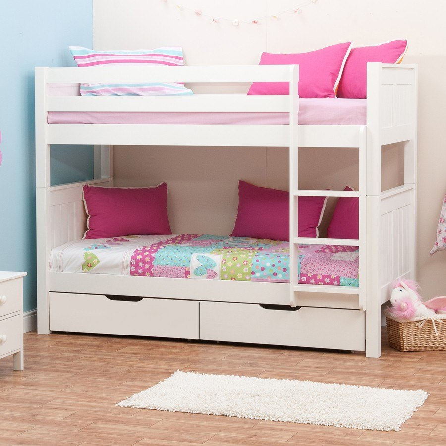 Bunk Bedideas: Modern Designs Of Bunk Beds For Small Rooms And Spaces