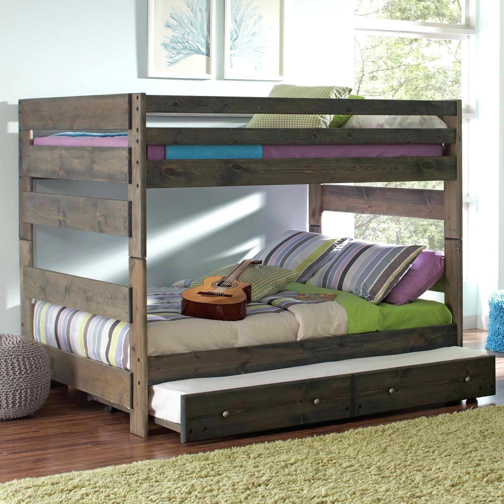 Slide-Out Bunk Bed