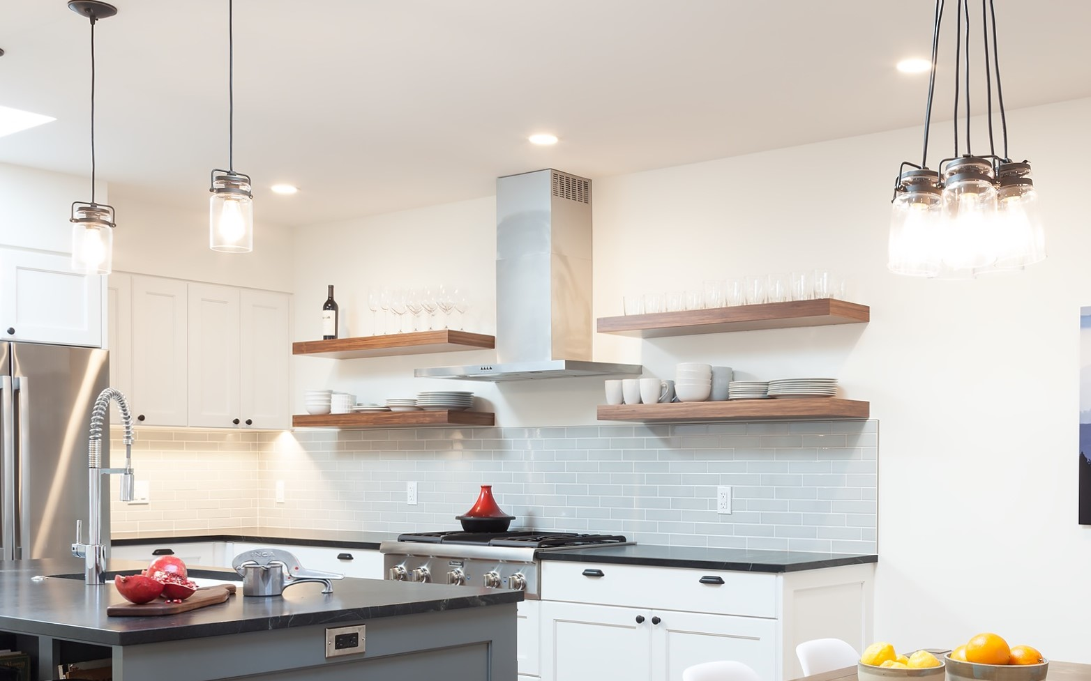 How To Make Floating Kitchen Shelves Work For Your Home