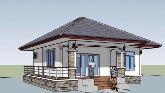 Thai House Concept