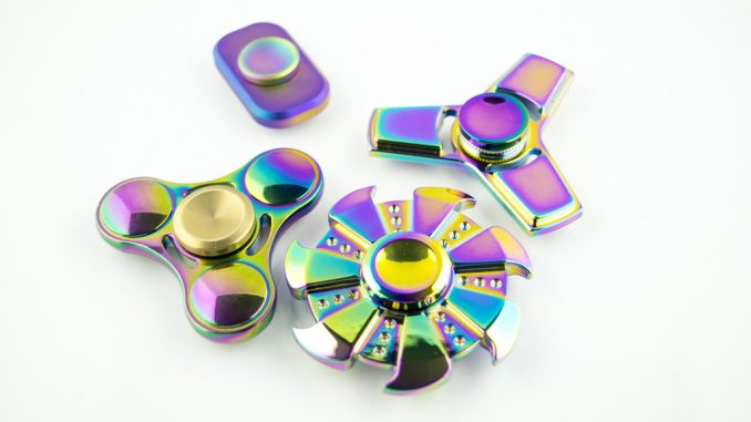 Cool Fidget Spinners