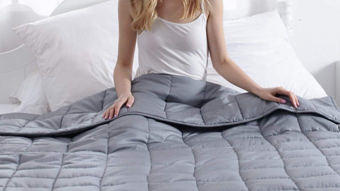 weighted blanket therapy for adults