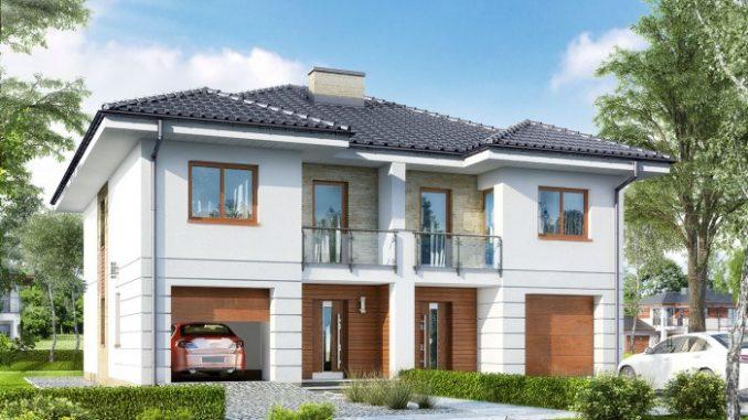 3-bedroom Duplex Two Storey House