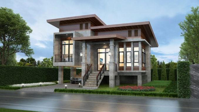 Multi-level Home Design