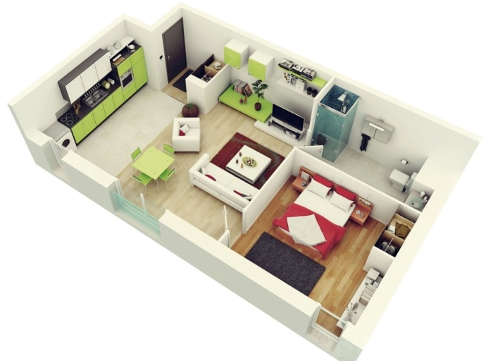 Looking For A Single Storey House Check Out These House Plans Ulric Home
