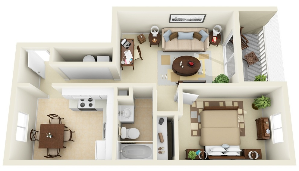 . Looking For A Single Storey House  Check Out These House Plans
