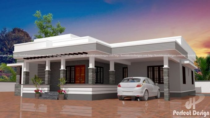 Lovely House Design With Three Bedrooms And A Roof Deck Ulric Home