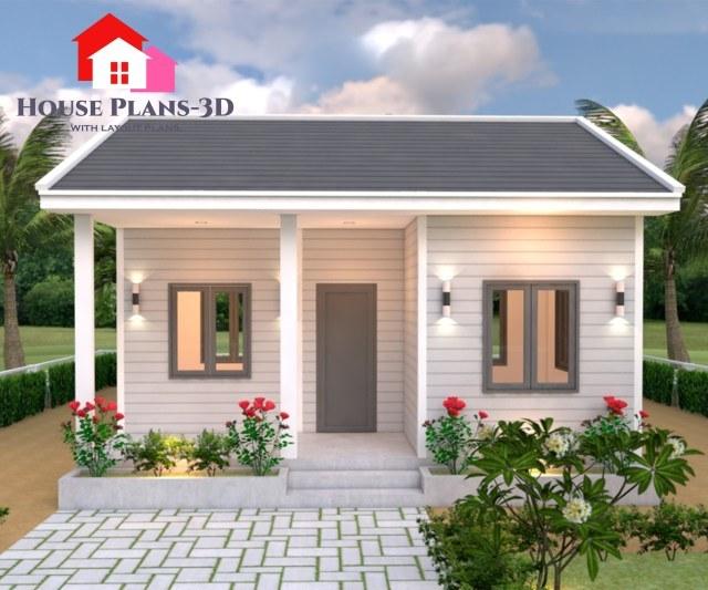 Elegant Studio Inspired One Bedroom House Ulric Home