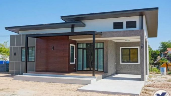 Simply Amazing Modern House With Three Bedrooms Ulric Home